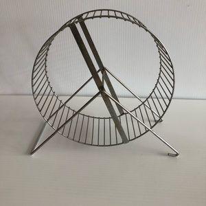 Metal Hamster Exercise Wheel